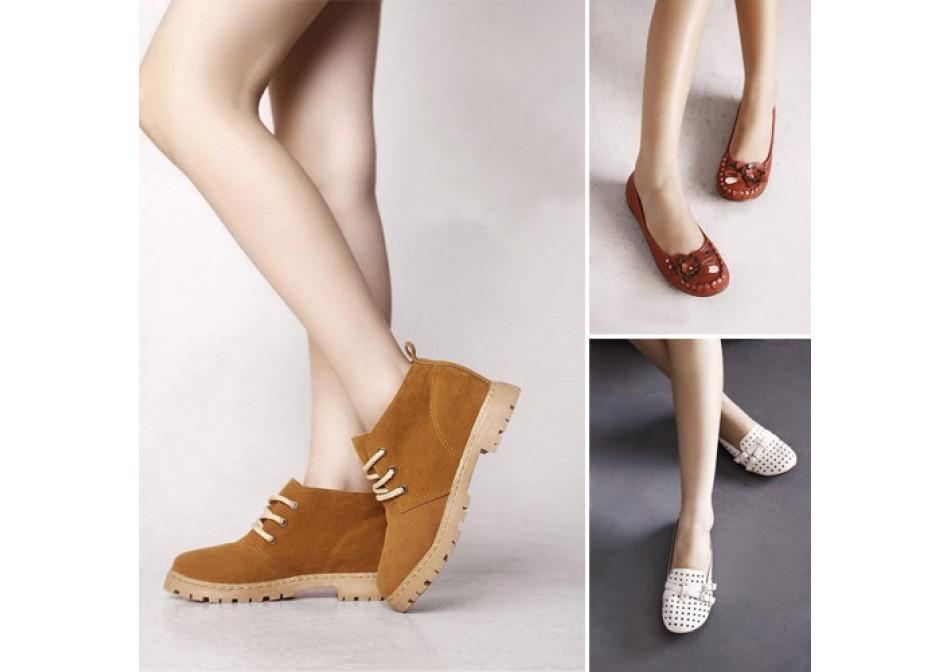 Một số cách chọn giày chuẩn cho khách hàng nữ