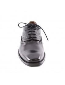 Giày tây cột dây đen 52-M58-D
