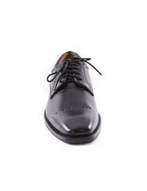 Giày tây cột dây đen 52-M59-D